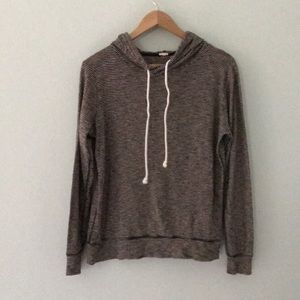J crew pipe dream hoodie size m